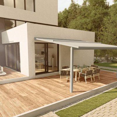 Pergola Markisen für die Terrasse