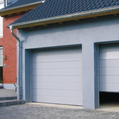 Sectionaltor für die Garage von CarTeck