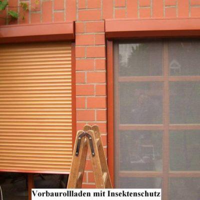 V6 Vorbaurollladen Eckig