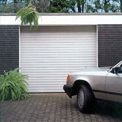 Rolltor für die Garage